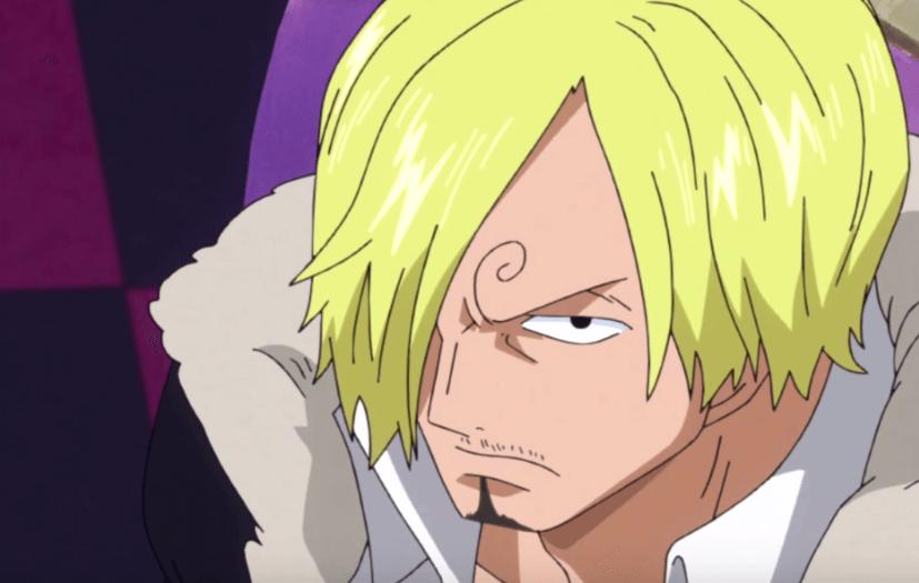 Practical Typing One Piece Vinsmoke Sanji Estj