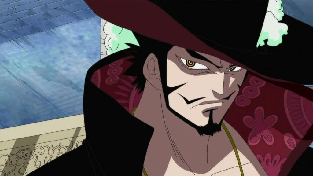 Practical Typing | One Piece: Dracule Mihawk (INTJ)