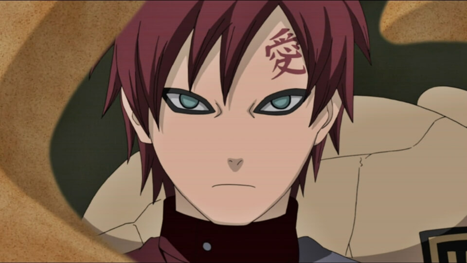 Practical Typing   Naruto Series: Gaara (INFP)