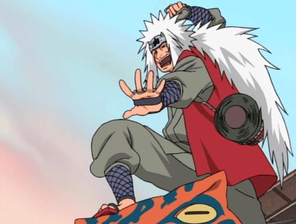 Practical Typing Naruto Series Jiraiya Enfp